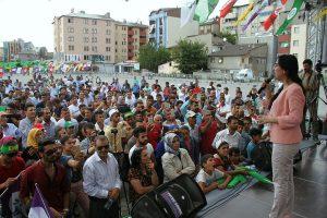 HDP Es Genel Baskani Yüksekdag